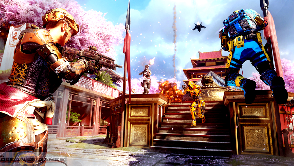 Call of Duty Black Ops III Eclipse DLC Features