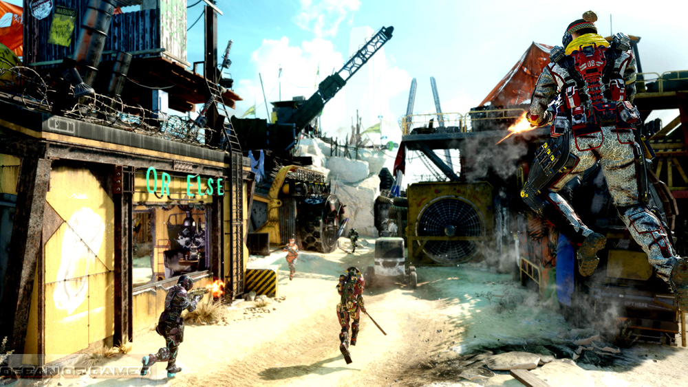 Call of Duty Black Ops III Eclipse DLC Setup Free Download
