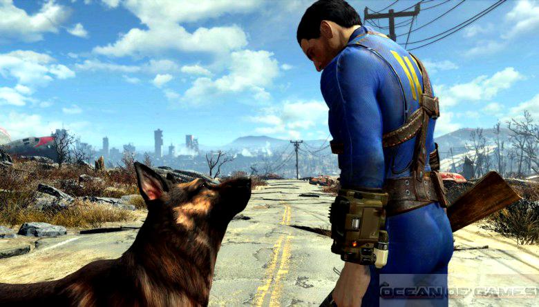 Fallout 4 Far Harbor Features