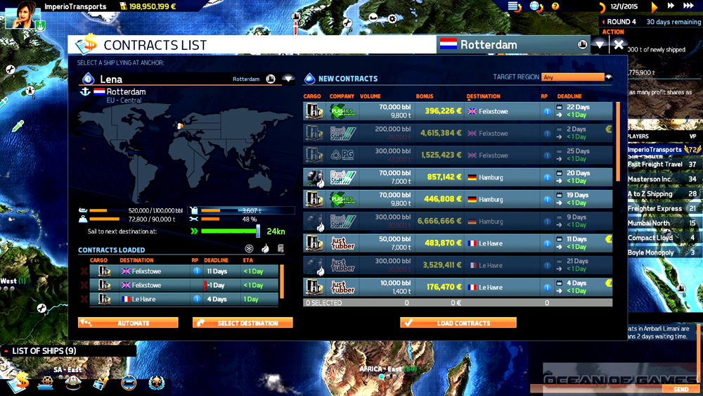 TransOcean 2 Rivals Download For Free
