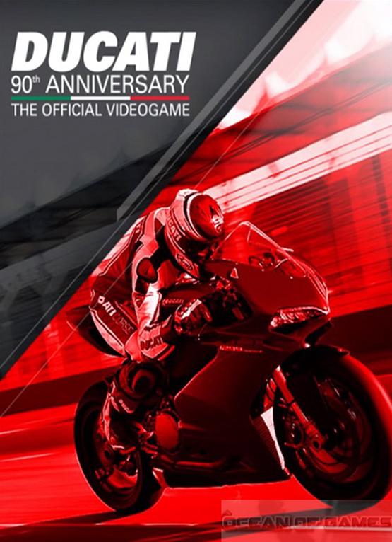DUCATI 90th Anniversary Free Download
