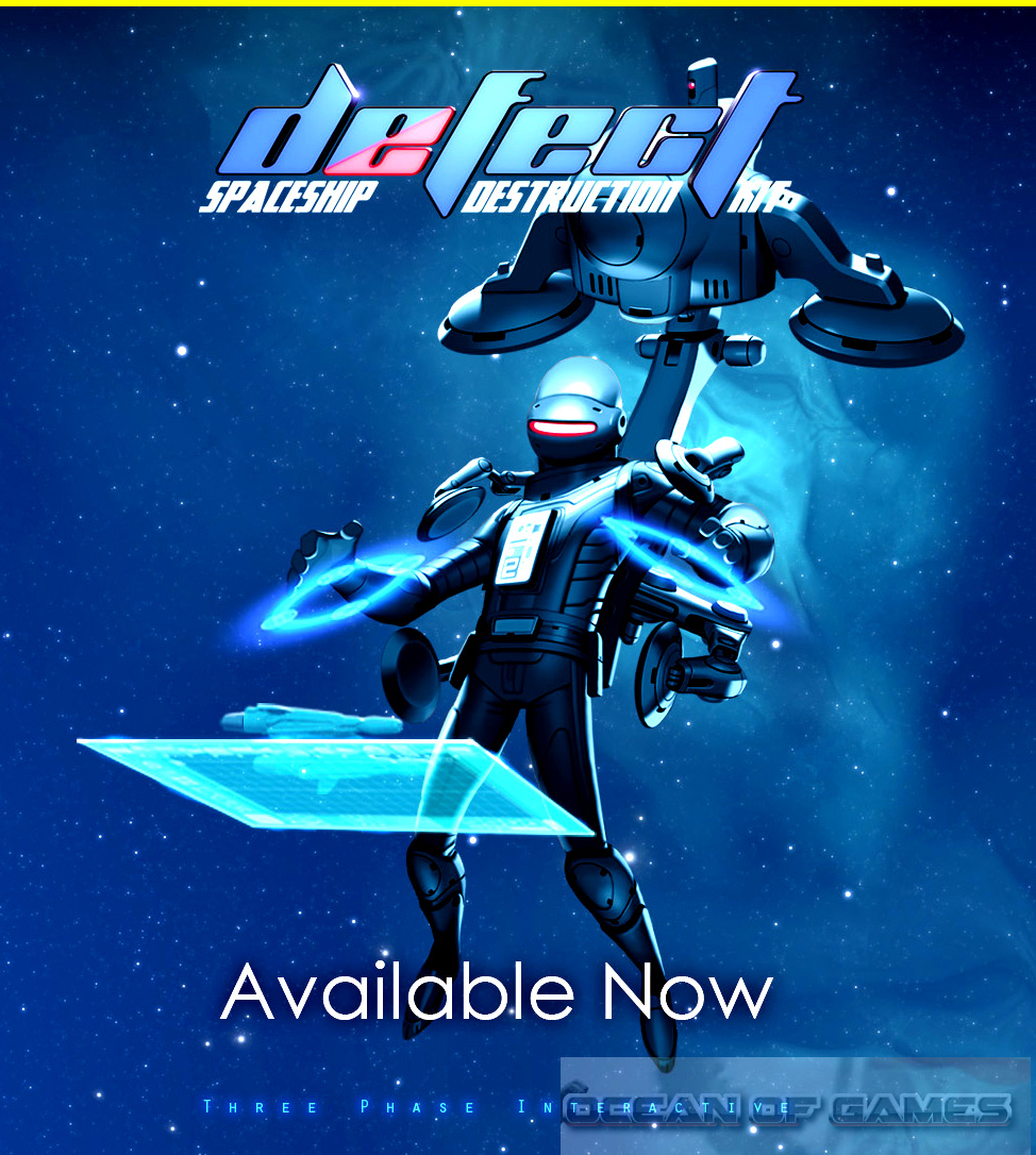 Defect PC Game Free Download
