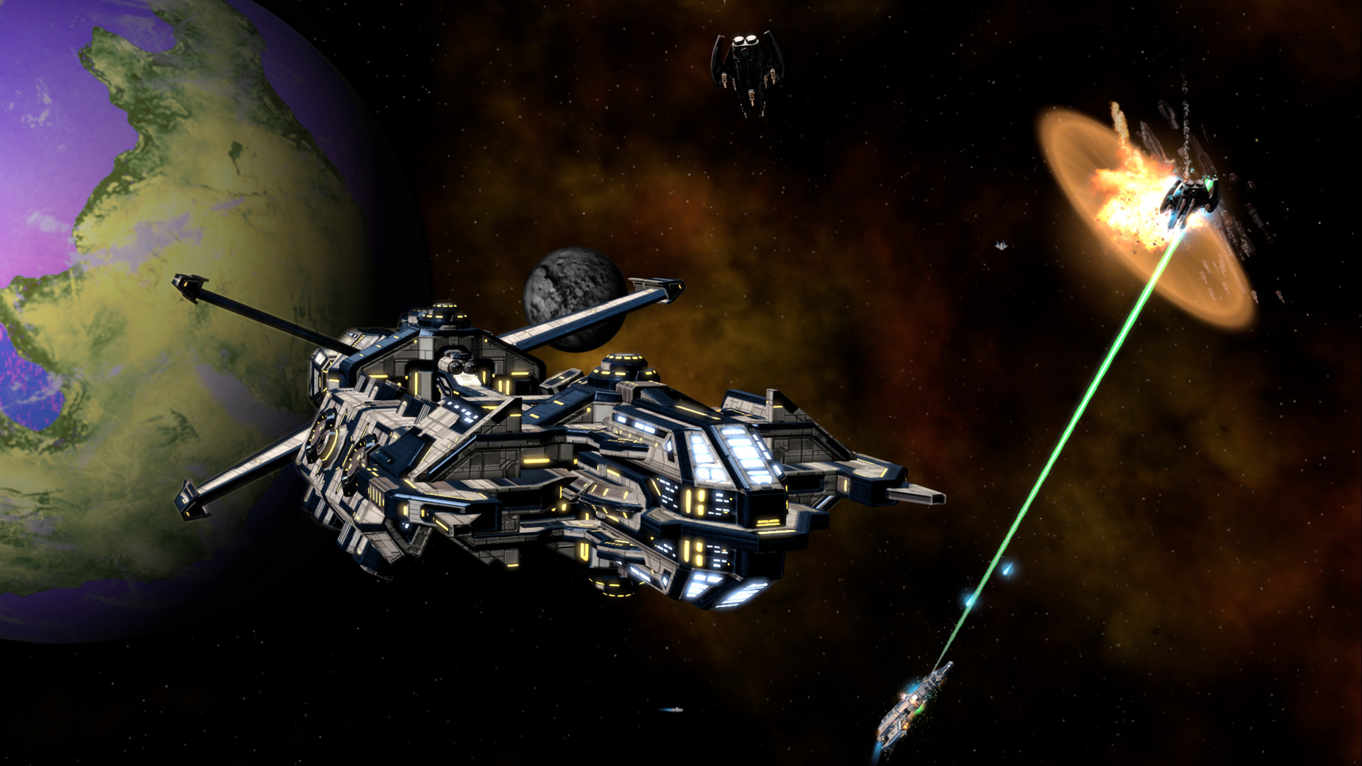 Galactic Civilizations III Rise Of The Terrans Features