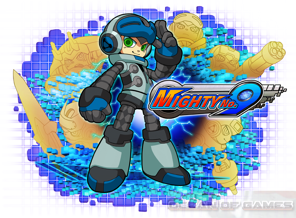 Mighty No 9 Free Download
