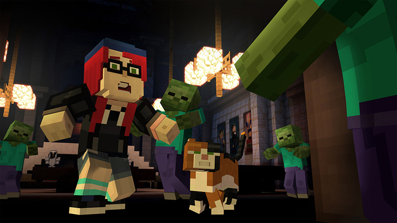 Minecraft Story Mode Episode 6 Setup Free Download