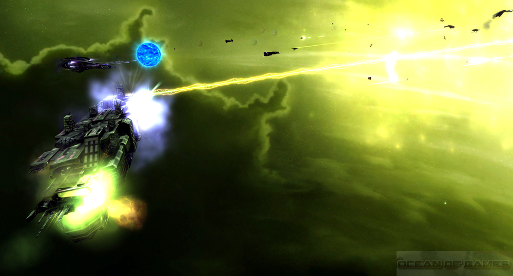 Sins of a Solar Empire Rebellion Outlaw Sectors Features