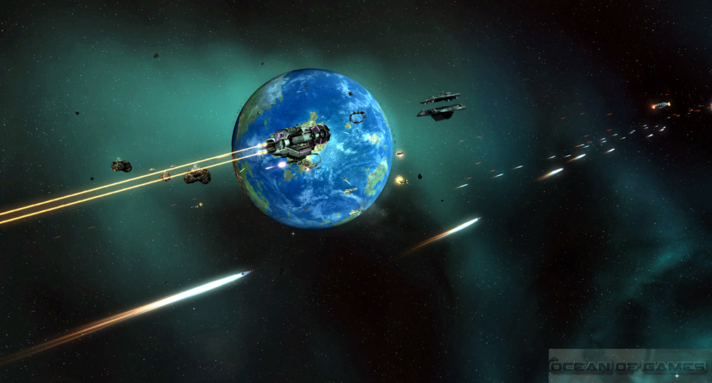 Sins of a Solar Empire Rebellion Outlaw Sectors Setup Free Download