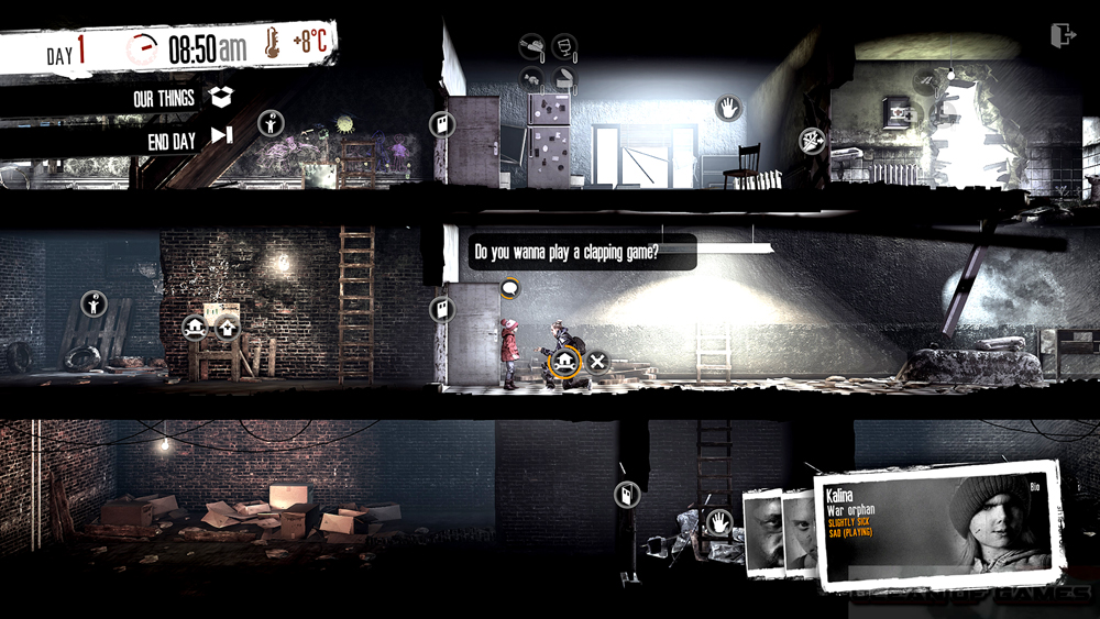This War of Mine The Little Ones Download For Free