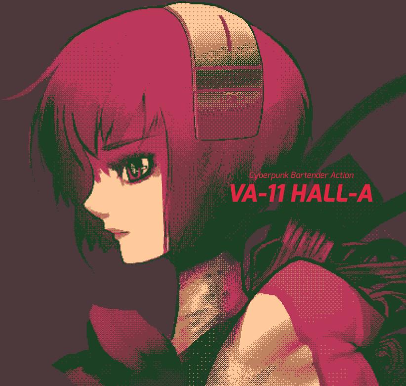 VA 11 HALL A Cyberpunk Bartender Action Free Download