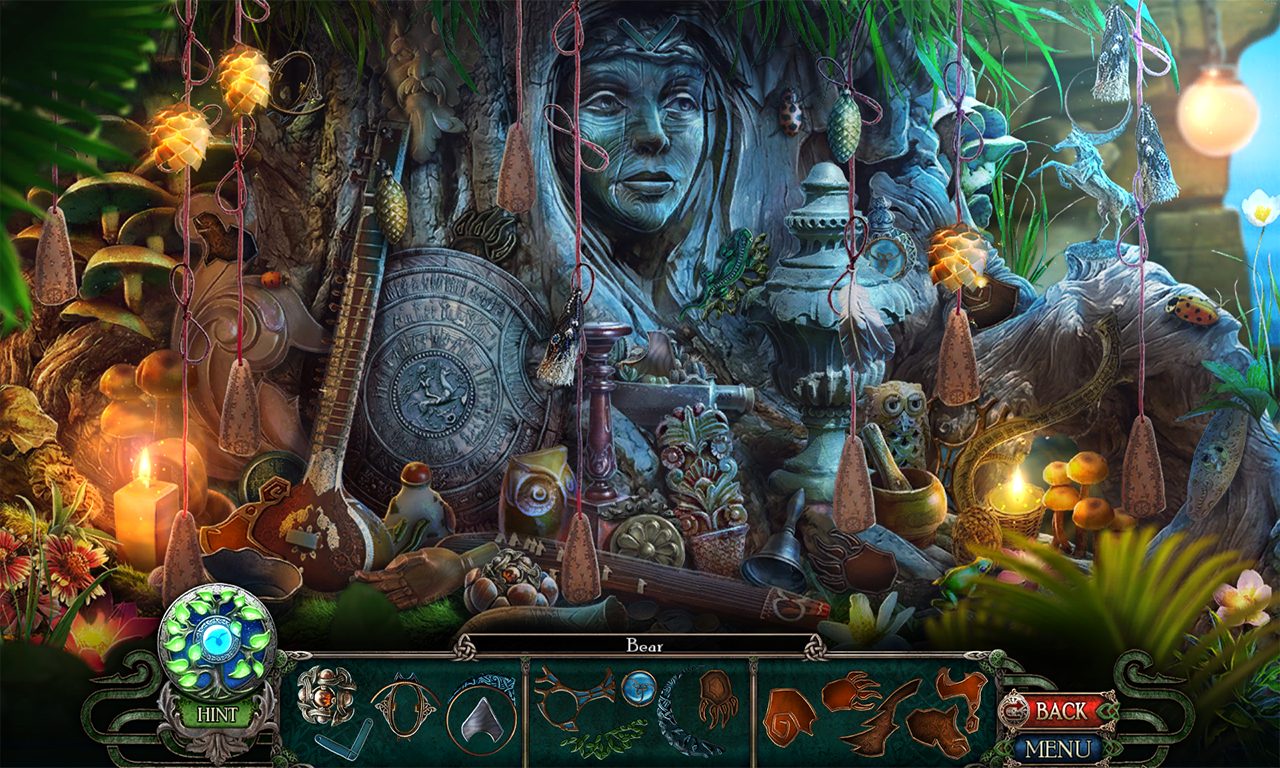 Dark Parables 11 The Swan Princess and The Dire Tree Download For Free