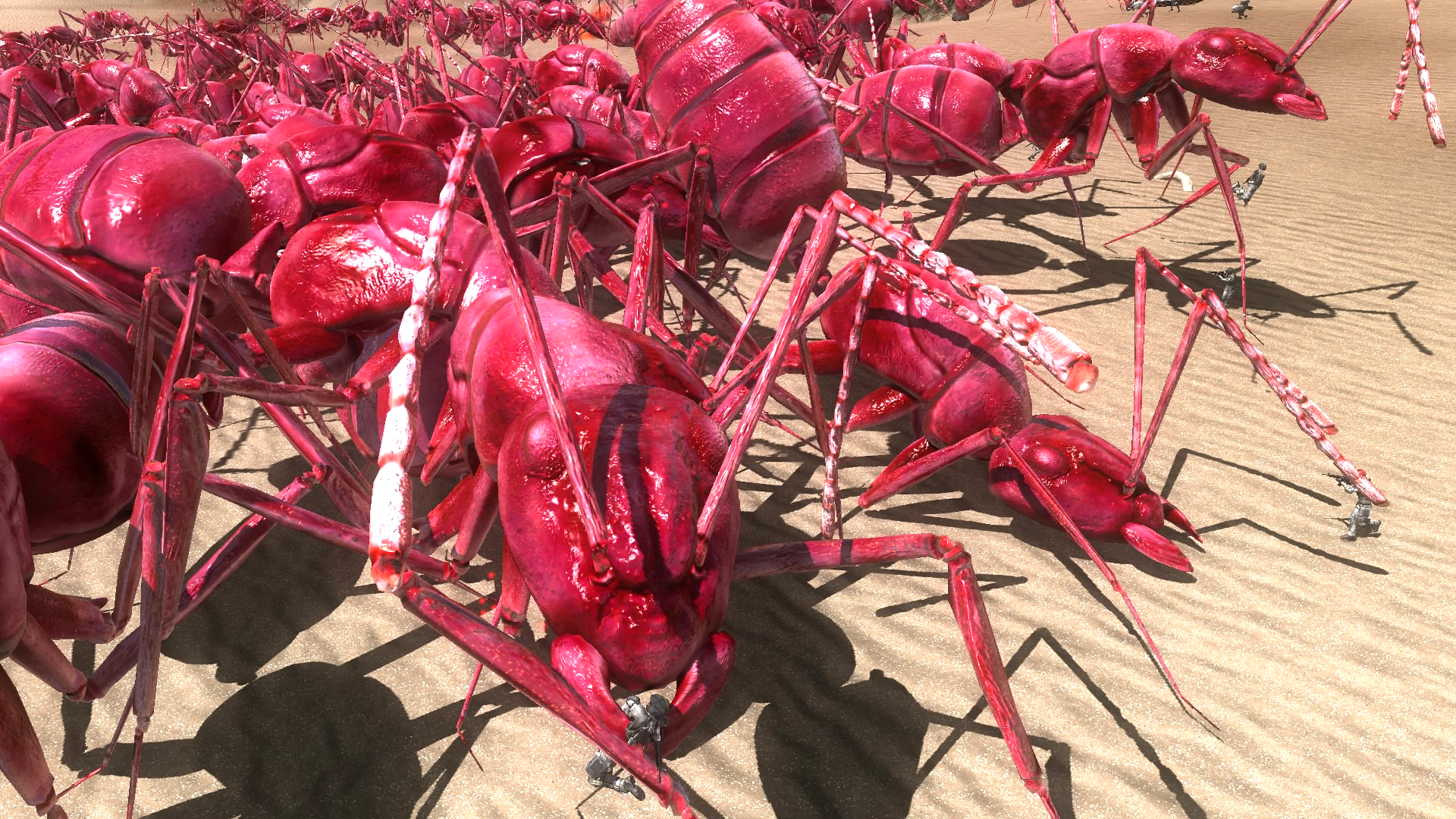 Earth Defense Force 4.1 The Shadow Of New Despair Setup Free Download