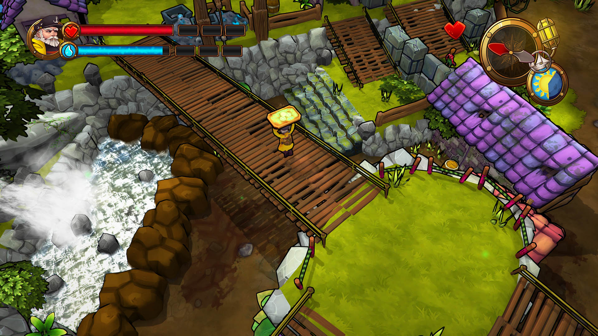 Lost Sea PC Game Setup Free Download
