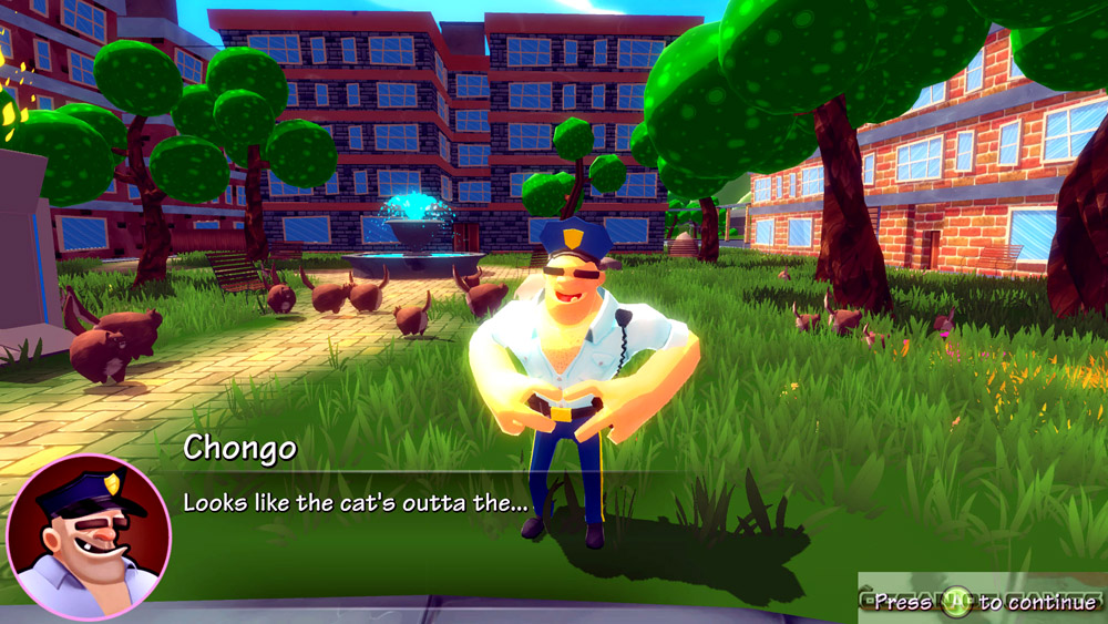 Deputy Dangle Download For Free