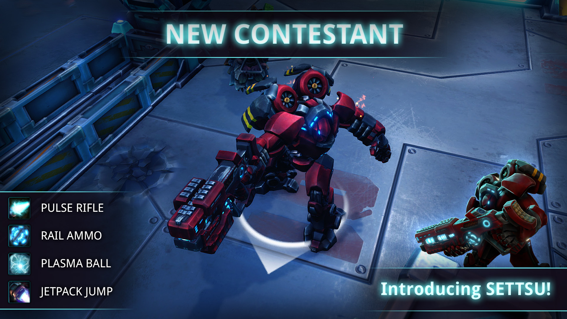 FORCED SHOWDOWN Drone Invasion Features