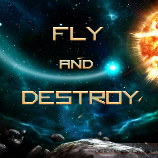 Fly and Destroy Free Download