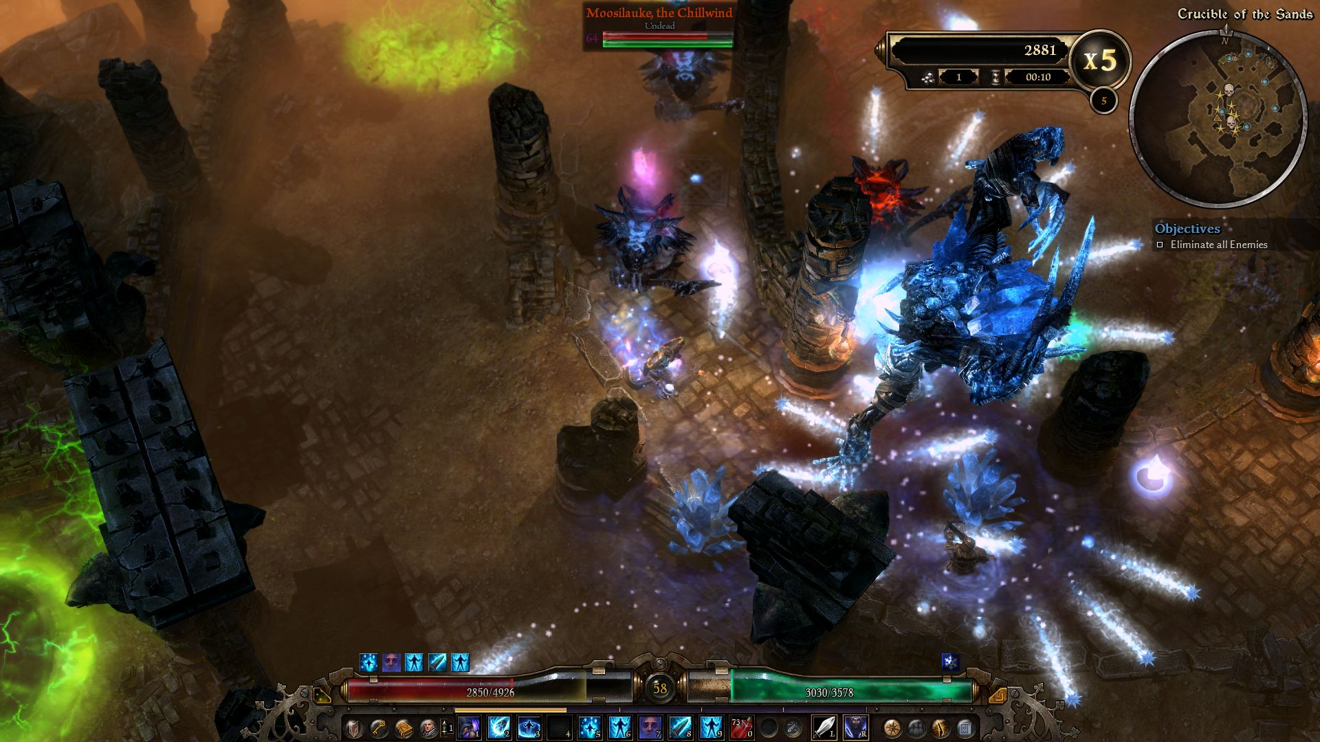 Grim Dawn Crucible Download For Free