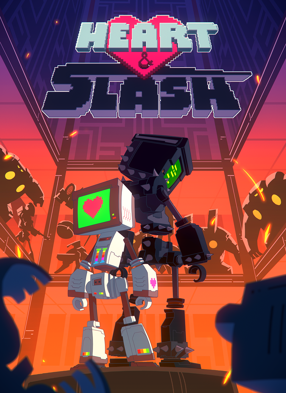 Heart and Slash Free Download