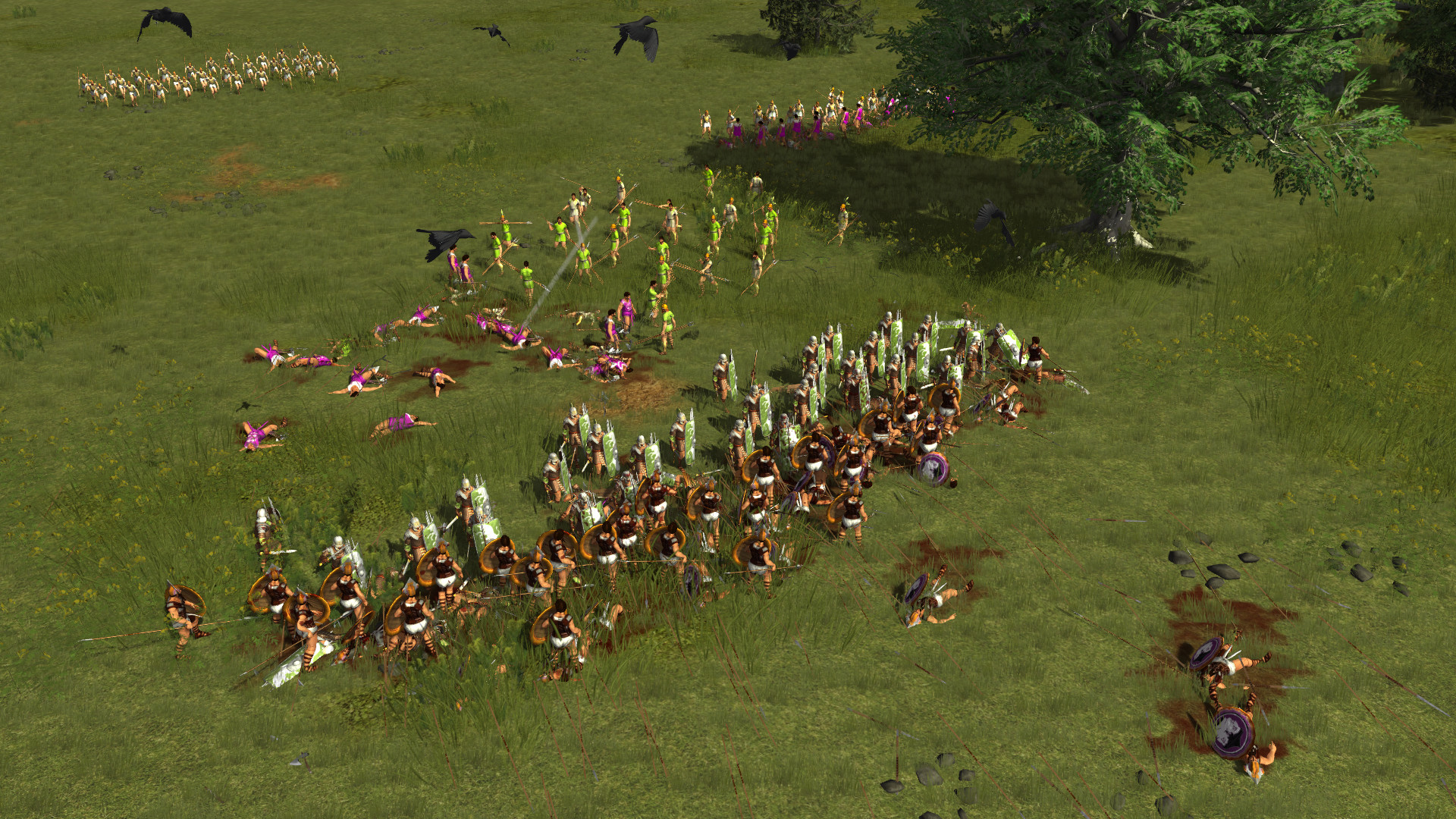 Hegemony III Clash of the Ancients Features