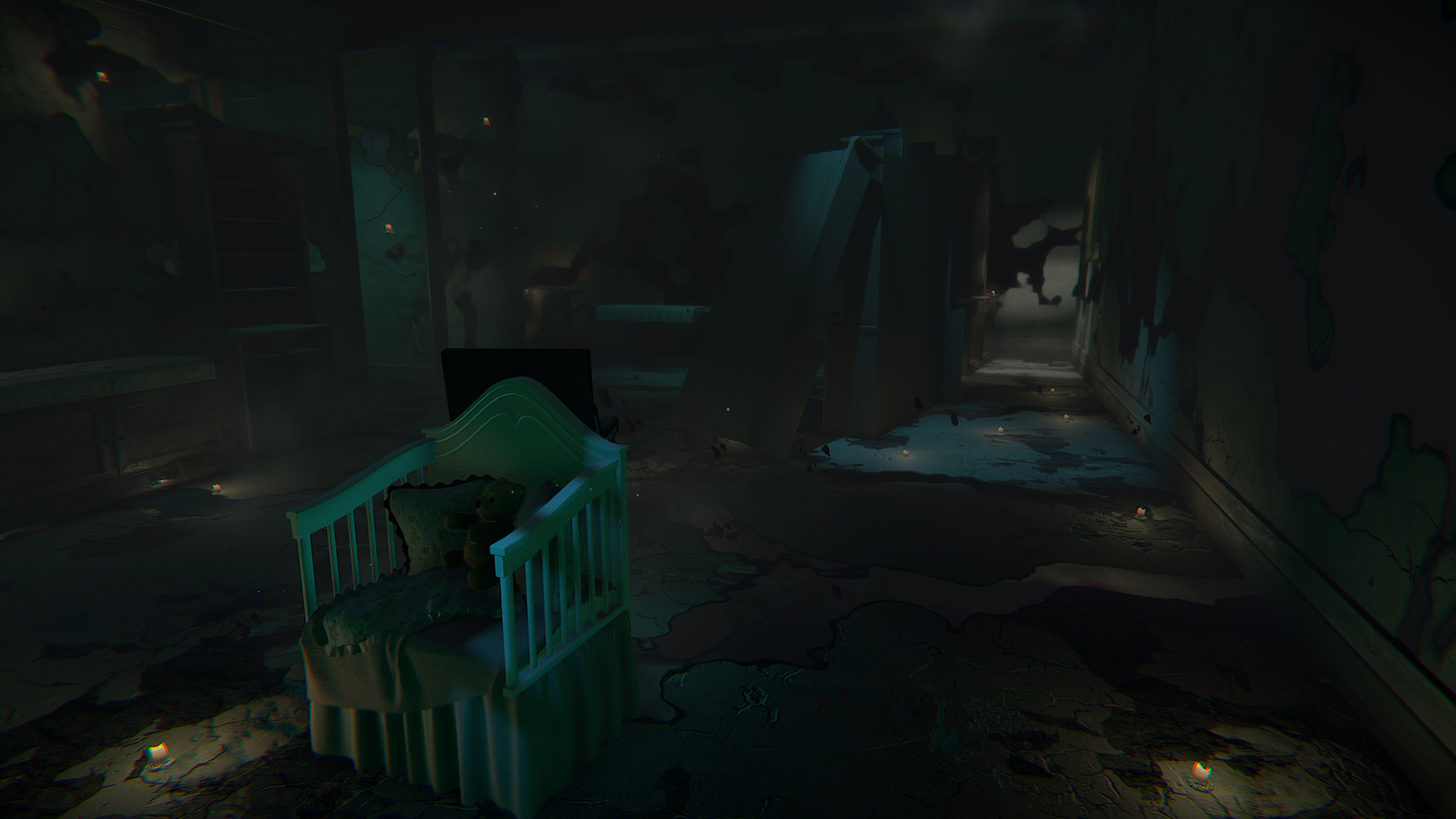 Layers Of Fear Inheritance Features