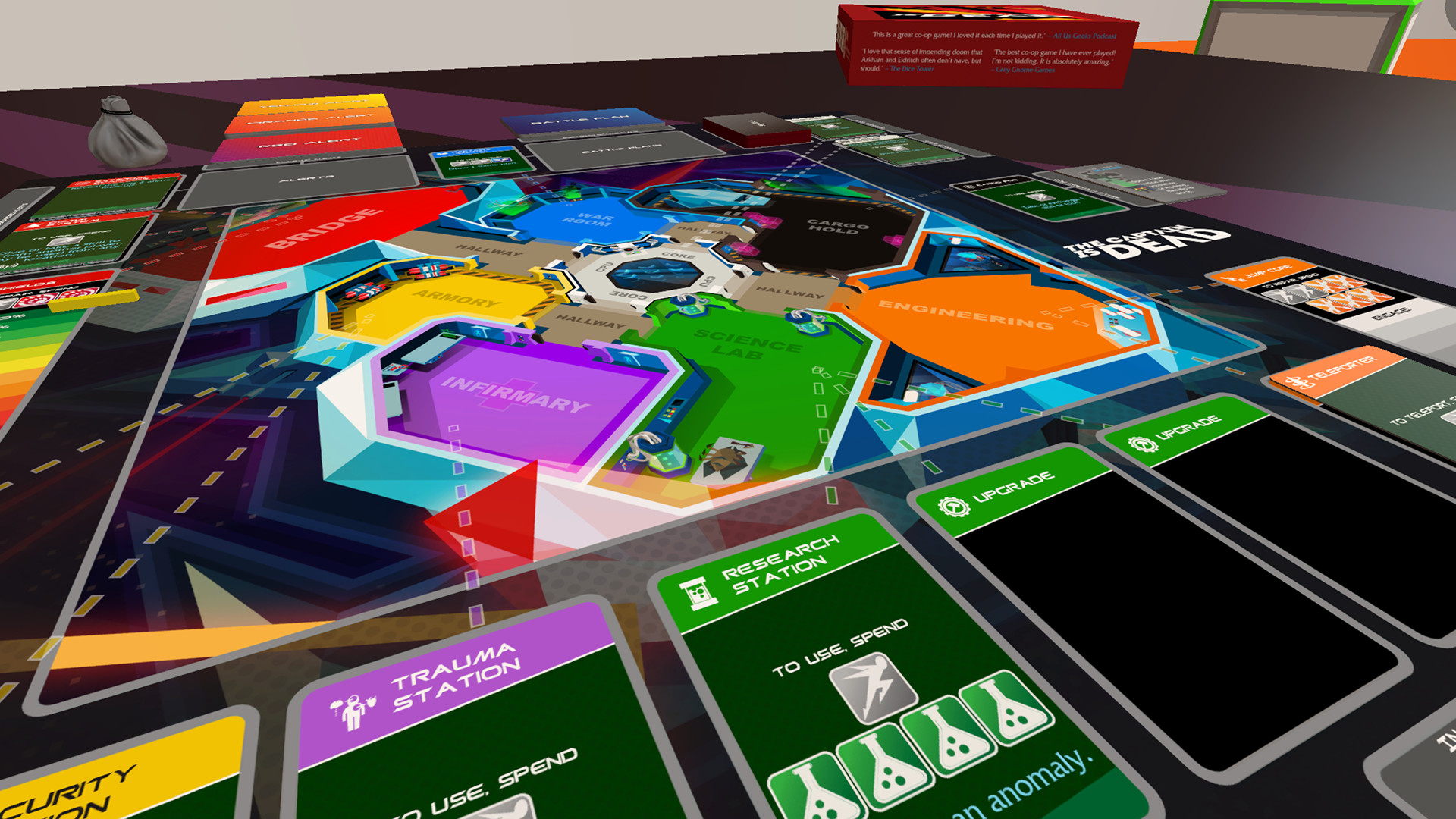 Tabletop Simulator The Captain Is Dead Download For Free