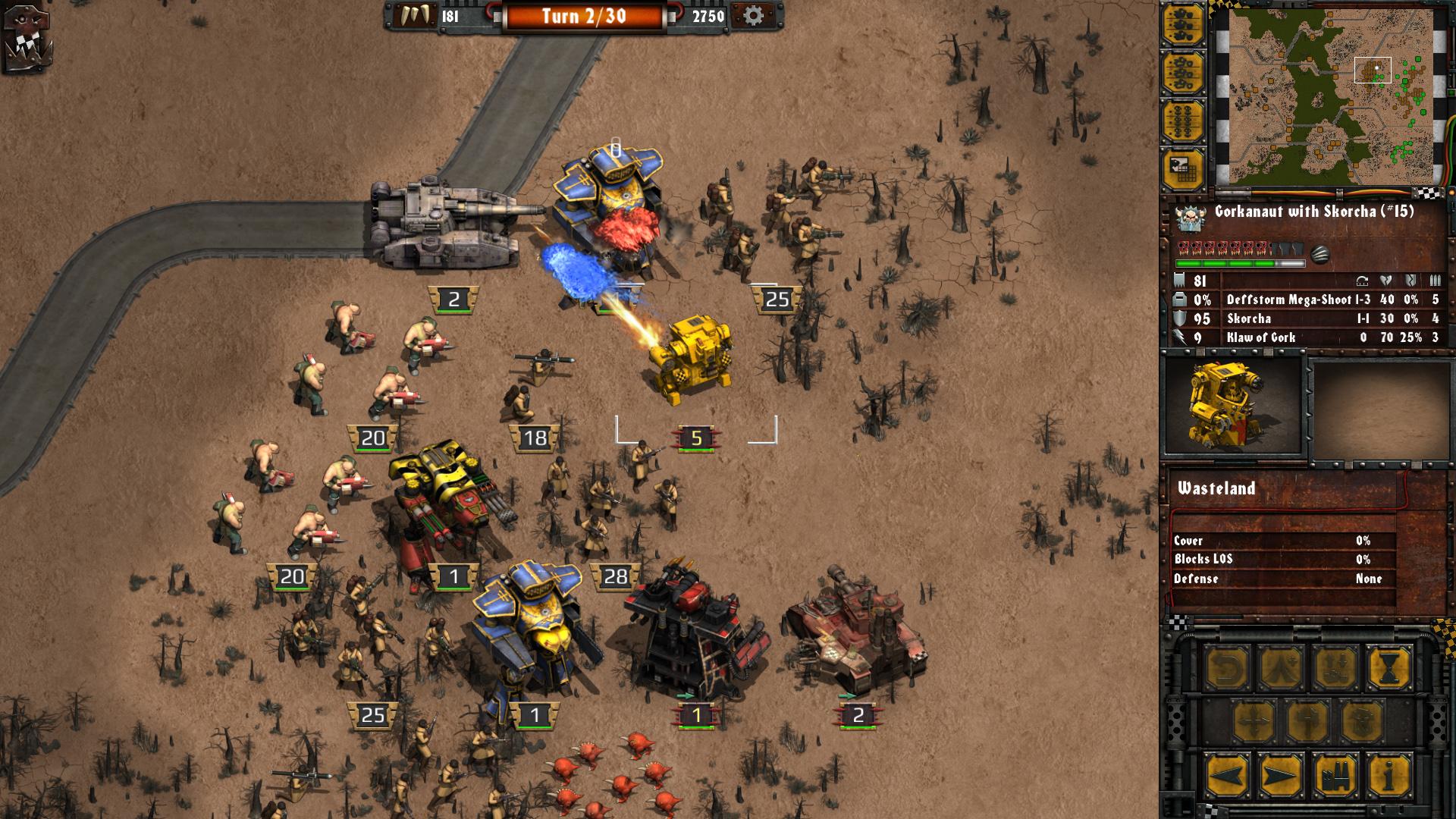 Warhammer 40000 Armageddon Da Orks Features