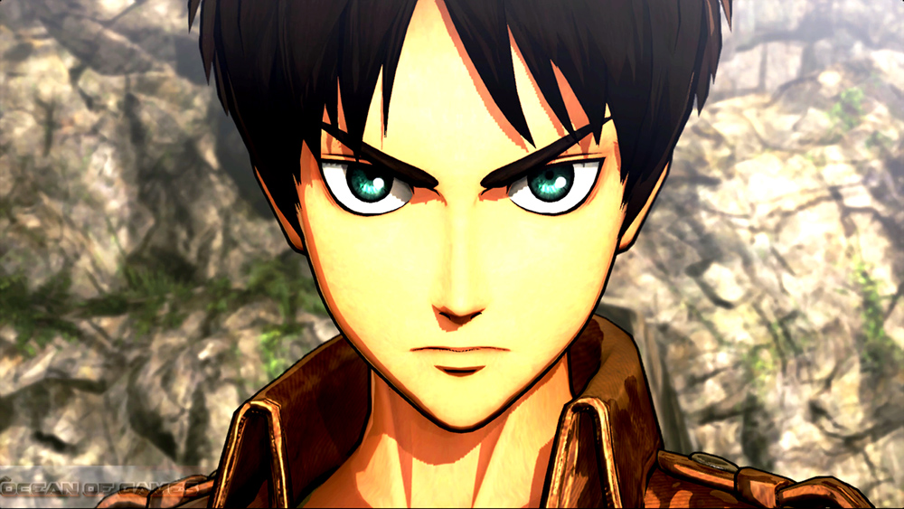 Attack on Titan Wings of Freedom Download For Free