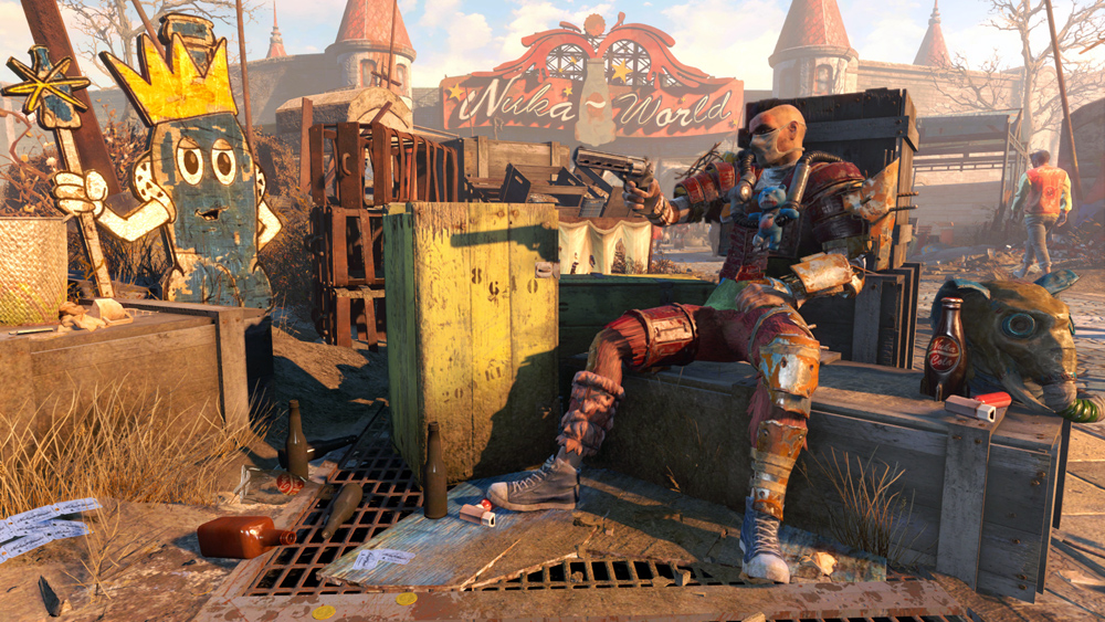 Fallout 4 Nuka World Features