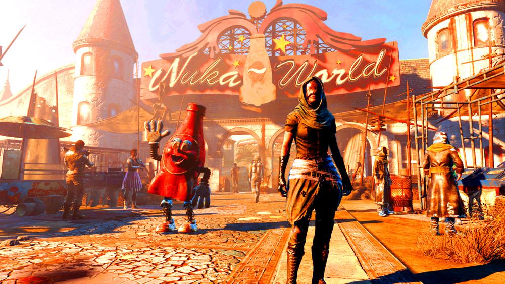 Fallout 4 Nuka World Setup Free Download