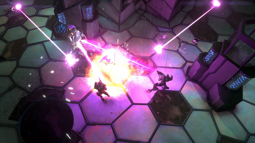 Livelock PC Game 2016 Features
