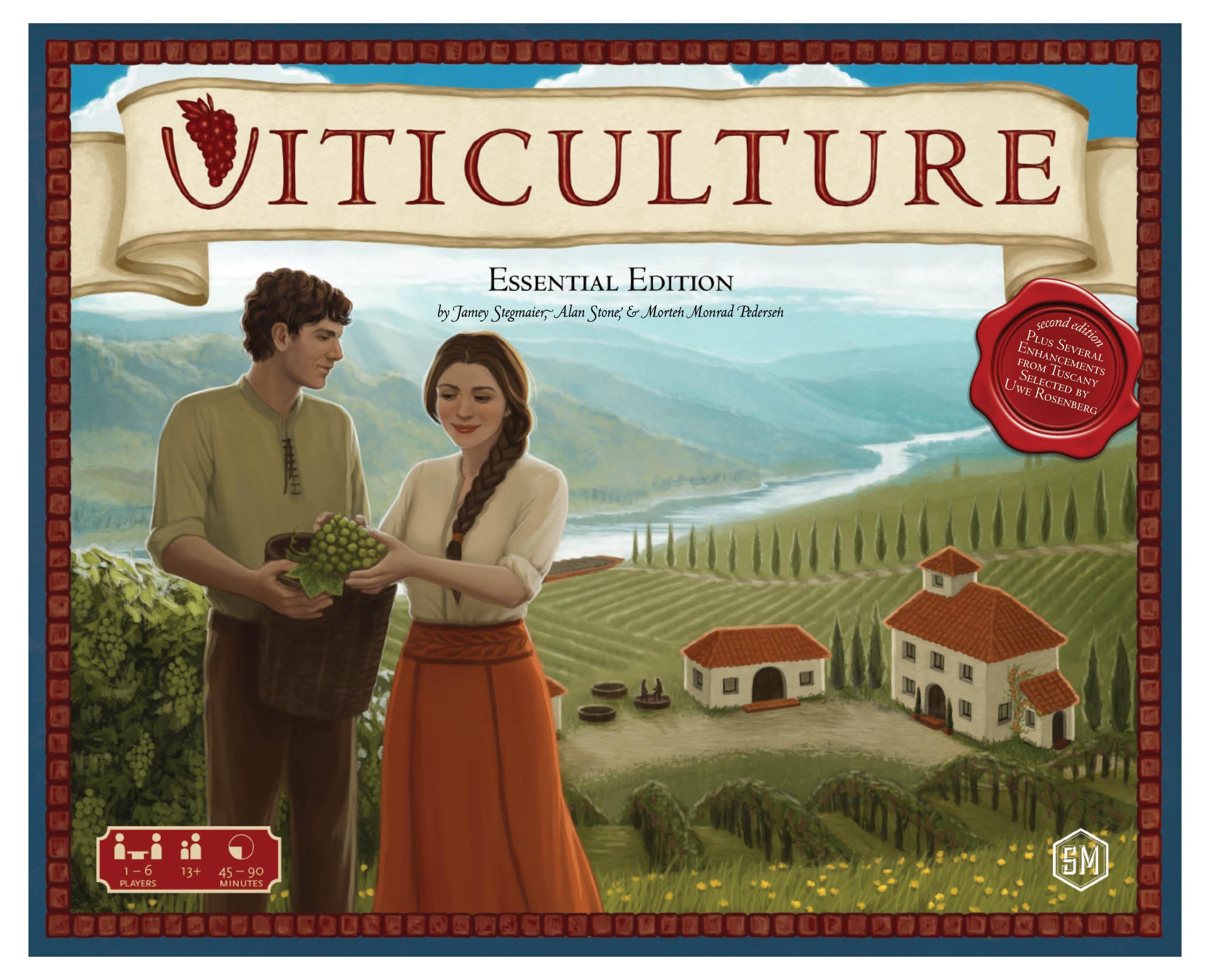 Tabletop Simulator Viticulture Free Download