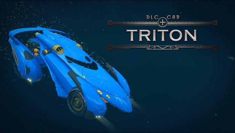 Rocket League Triton Free Download