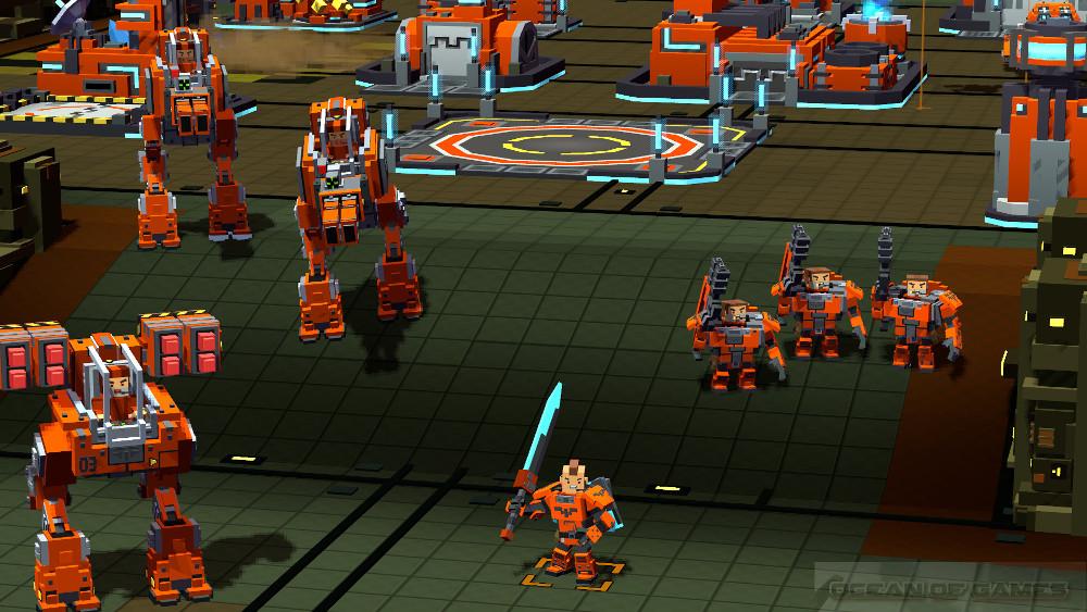 8 Bit Invaders PROPER Features