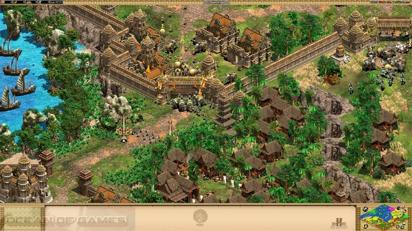 Age of Empires II HD Rise of the Rajas Features