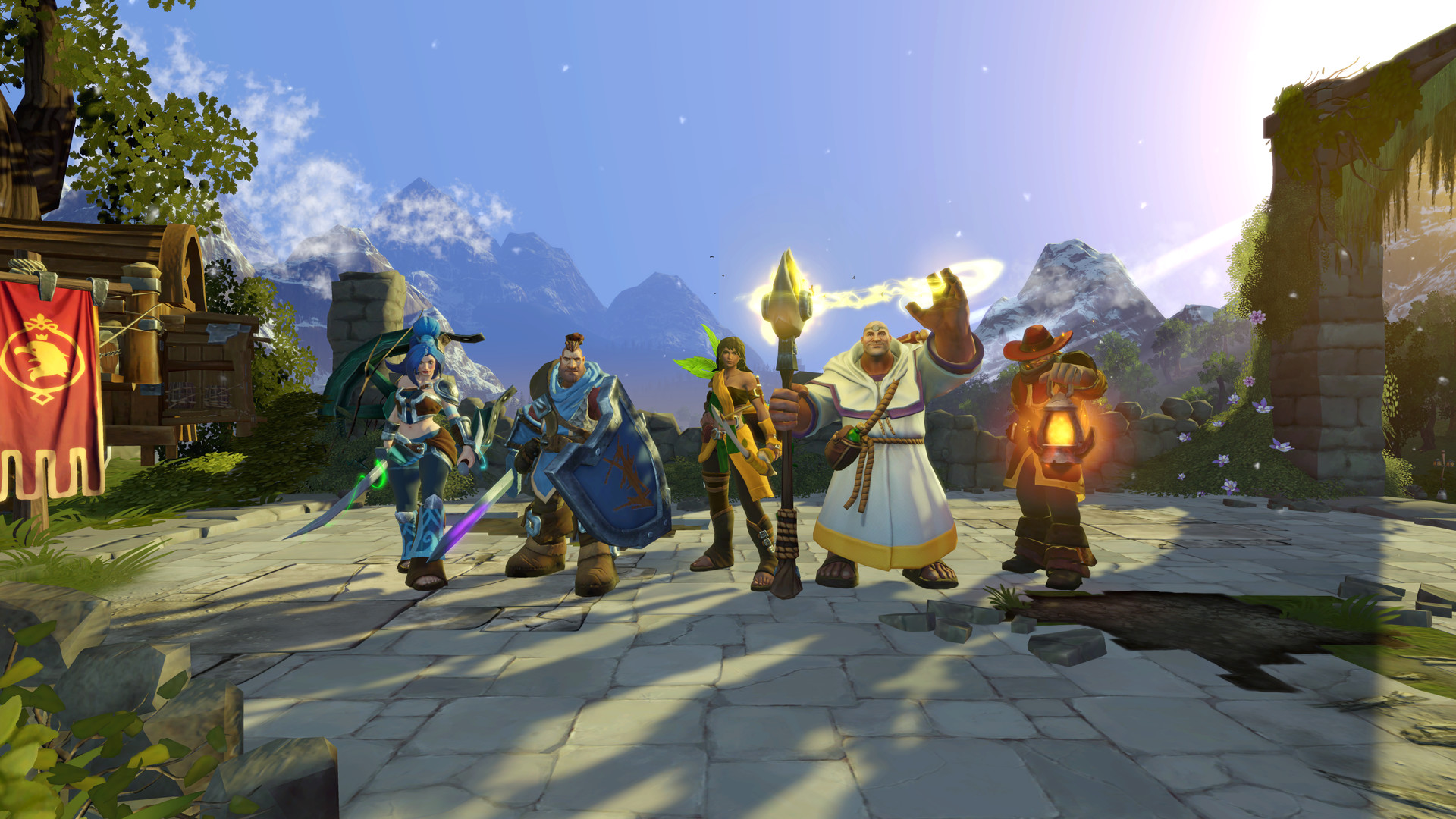 Champions of Anteria Download For Free