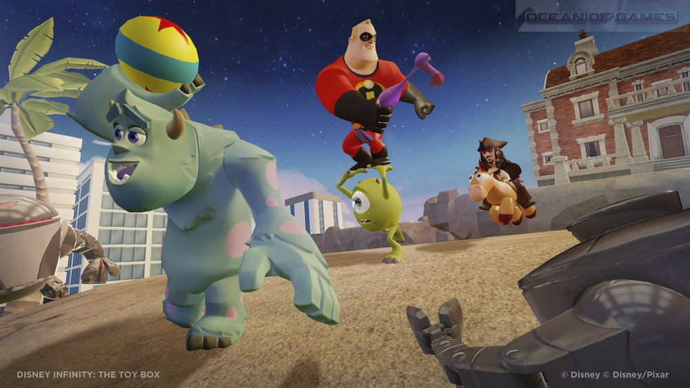Disney Infinity 1.0 Gold Edition Download For Free