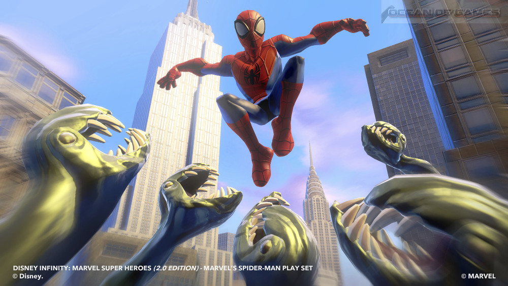 Disney Infinity 2.0 Gold Edition DOwnload For Free