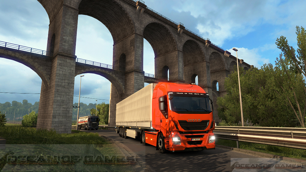 Euro Truck Simulator 2 Vive la France Download For Free