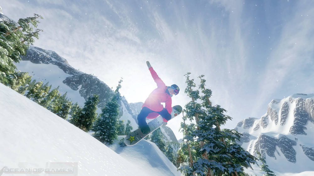 Infinite Air with Mark McMorris Download For Free