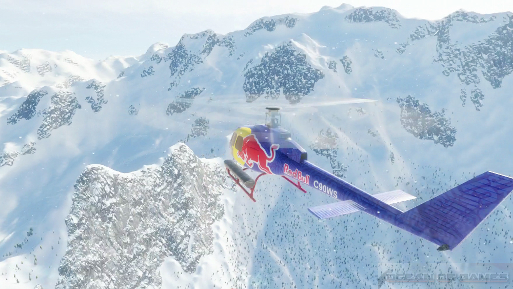 Infinite Air with Mark McMorris Features