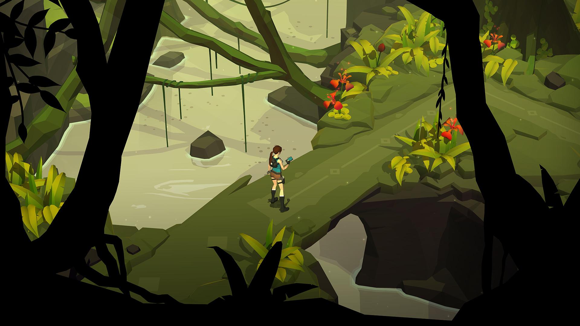 Lara Croft GO Download For Free