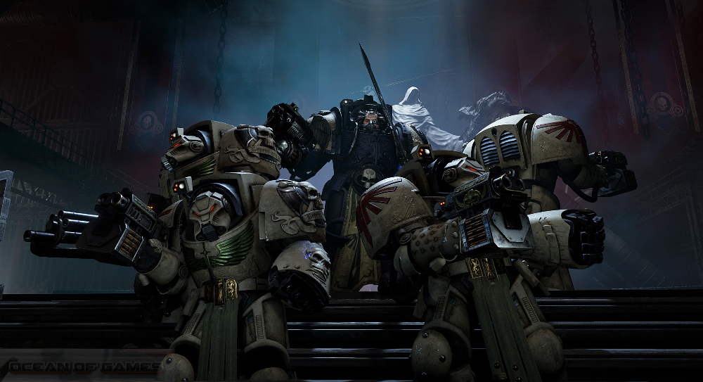 Space Hulk Deathwing Features