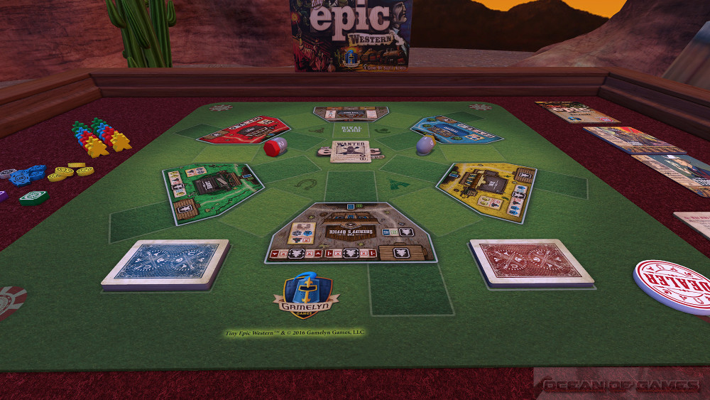 Tabletop Simulator Tiny Epic Western Download For Free