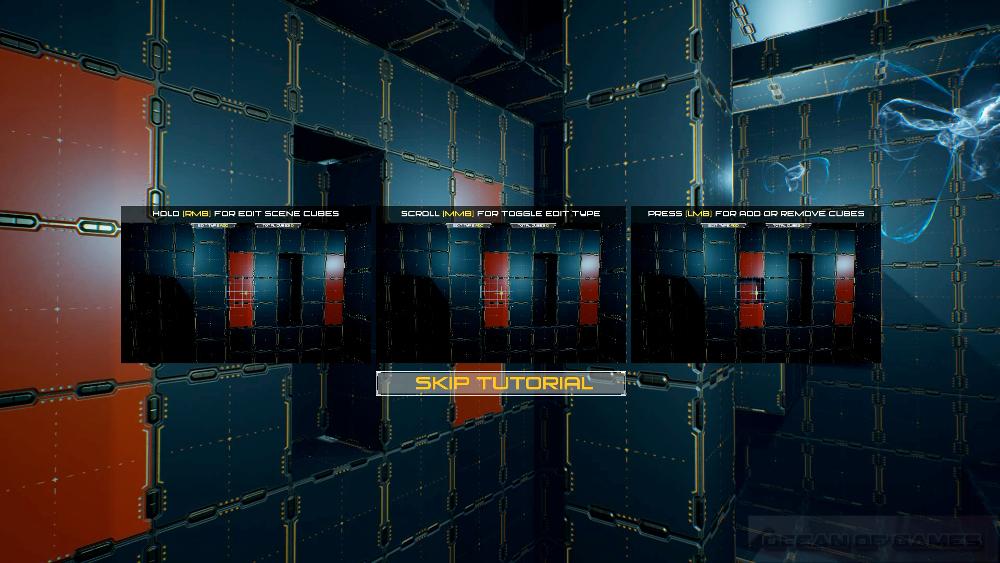 Double Cubes Features