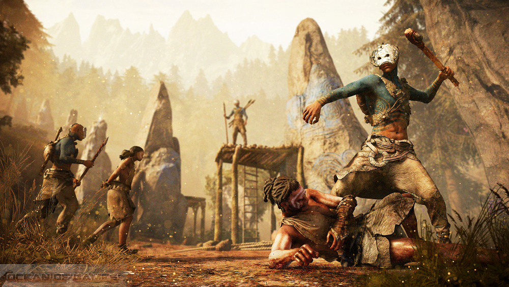 Far Cry Primal Features