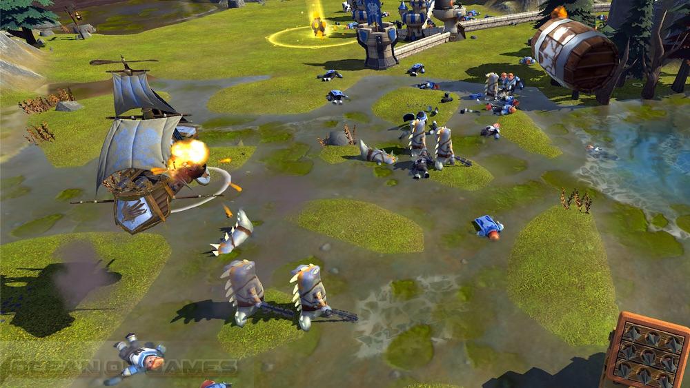 Siegecraft Commander Setup Free Download