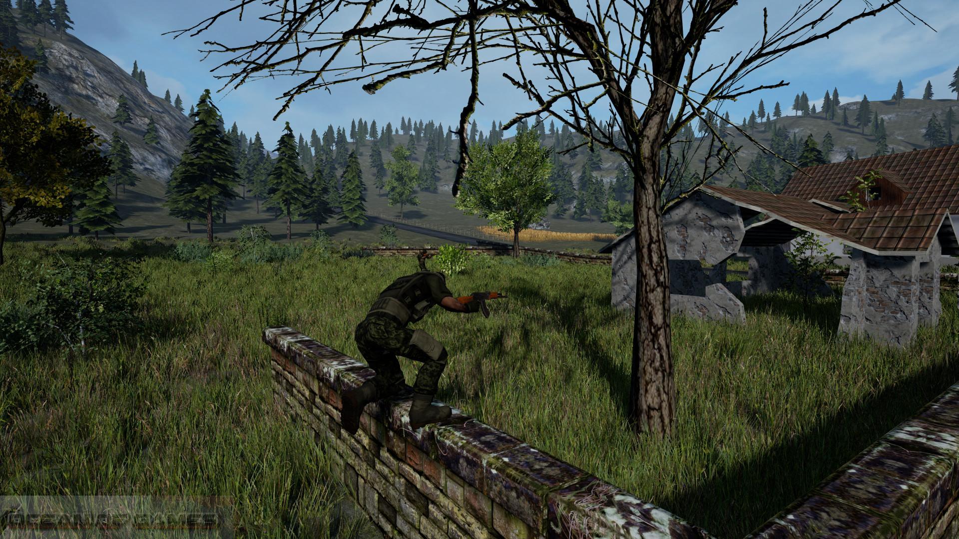 Beyond Enemy Lines Setup Free Download