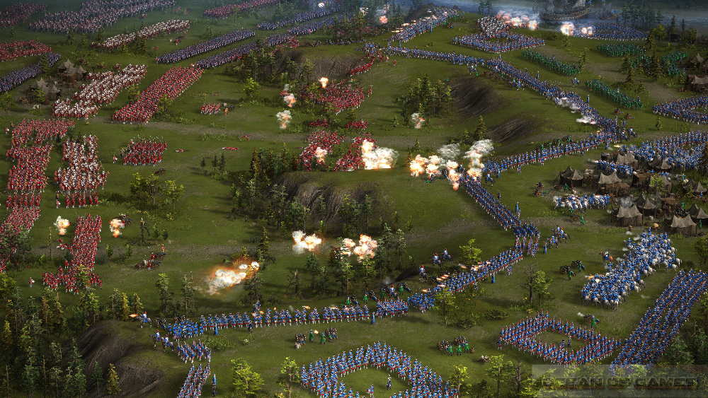Cossacks 3 Rise to Glory Features