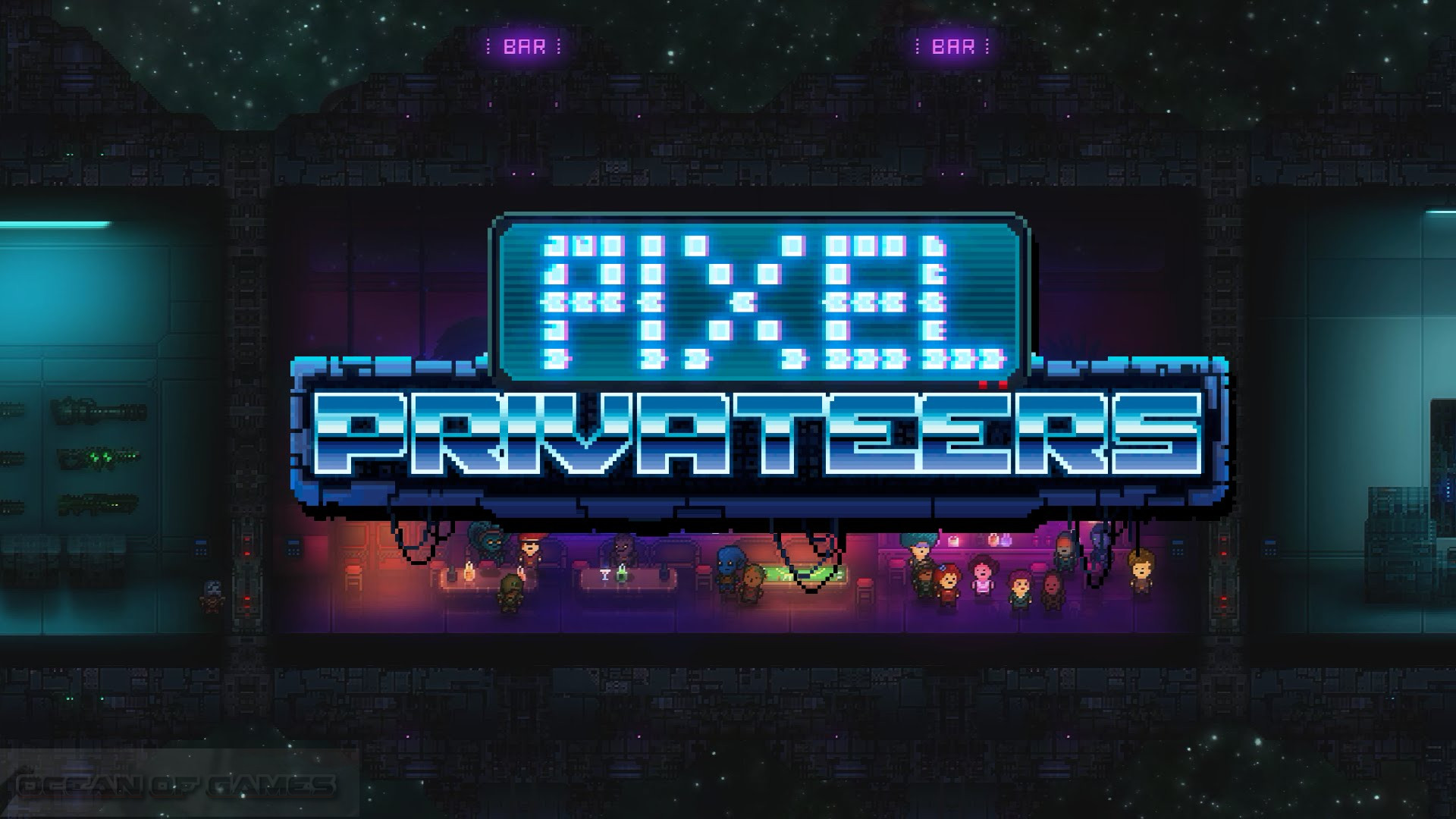 Pixel Privateers Free Download