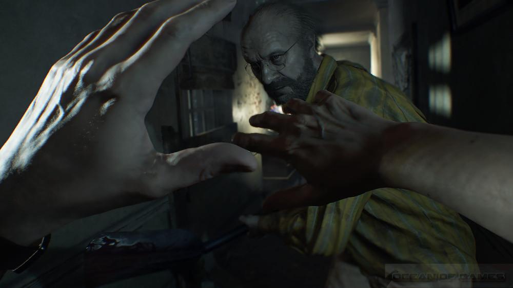 Resident Evil 7 Biohazard Features