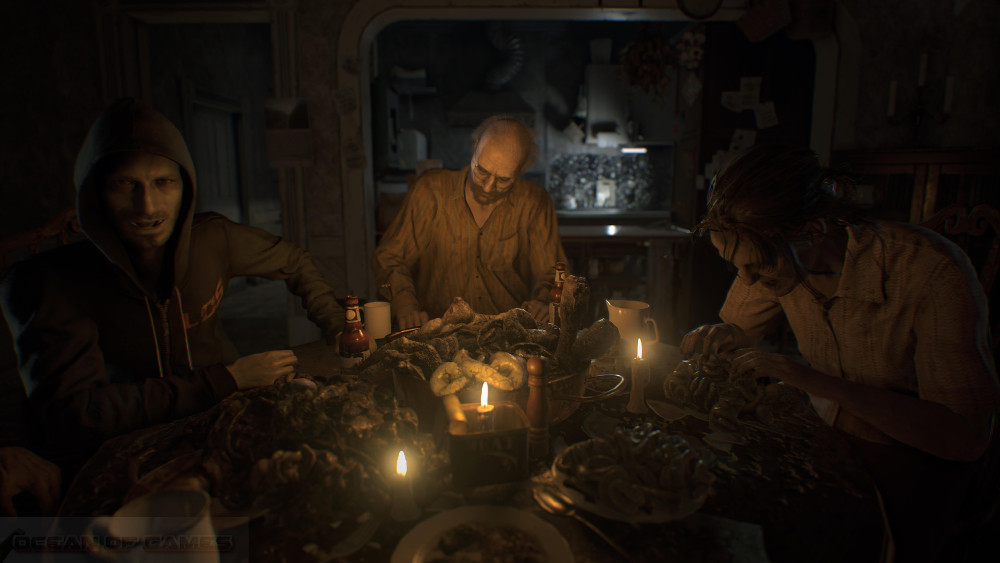 Resident Evil 7 Biohazard Setup Free Download